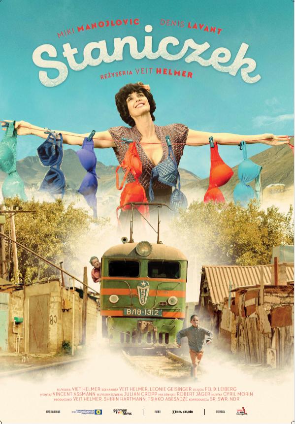 Plakat filmu Staniczek