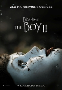 Plakat filmu Brahms: The Boy 2