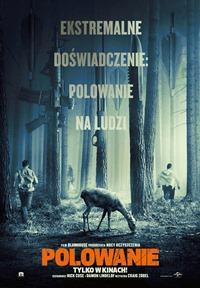 Plakat filmu Polowanie