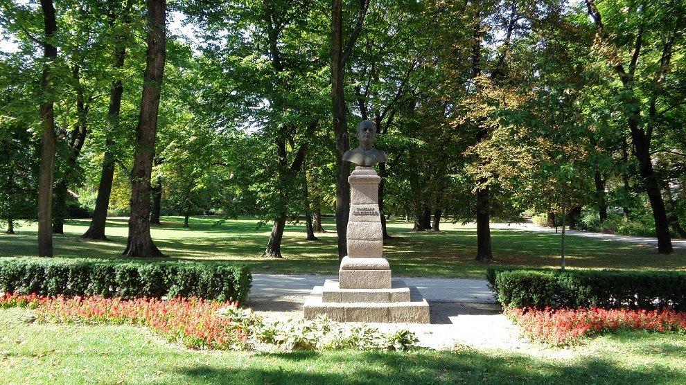 Park Stanisława Moniuszki, fot. materiały organizatorów