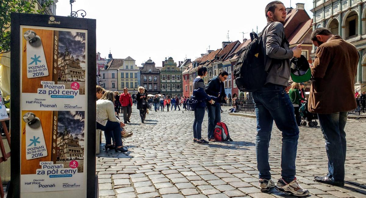 Polska Za Pół Ceny 2019: Poznań Za Pół Ceny Z Rekordową Frekwencją