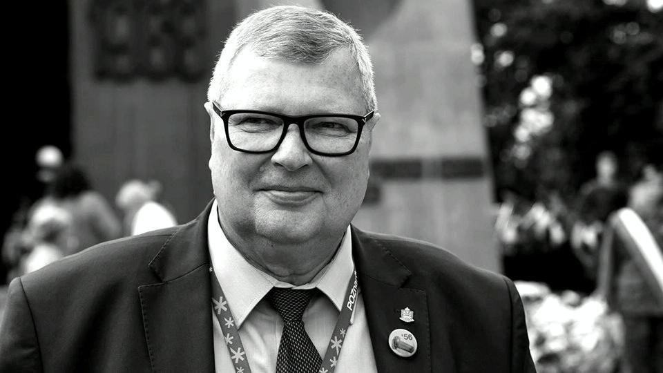 Na zdjęciu znajduje się Andrzej Białas - grafika artykułu