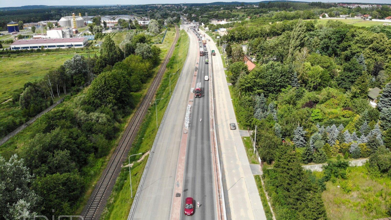 Przebudowa ul. Gdyńskiej: wraca ruch w obu kierunkach na ul. Piaskowej i Poznańskiej - grafika artykułu