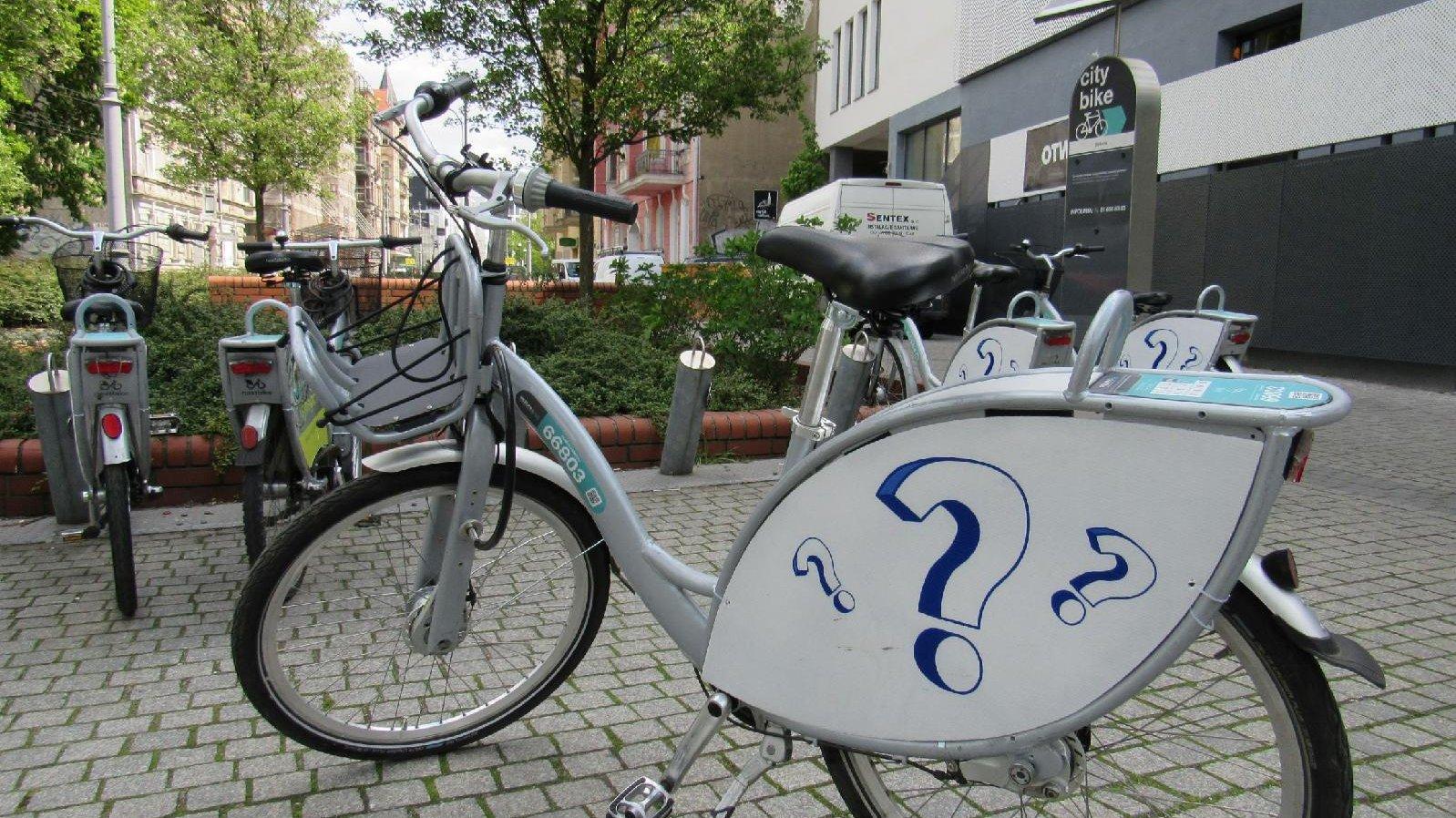 Rower miejski i stacja przy ul. Zielonej - grafika artykułu