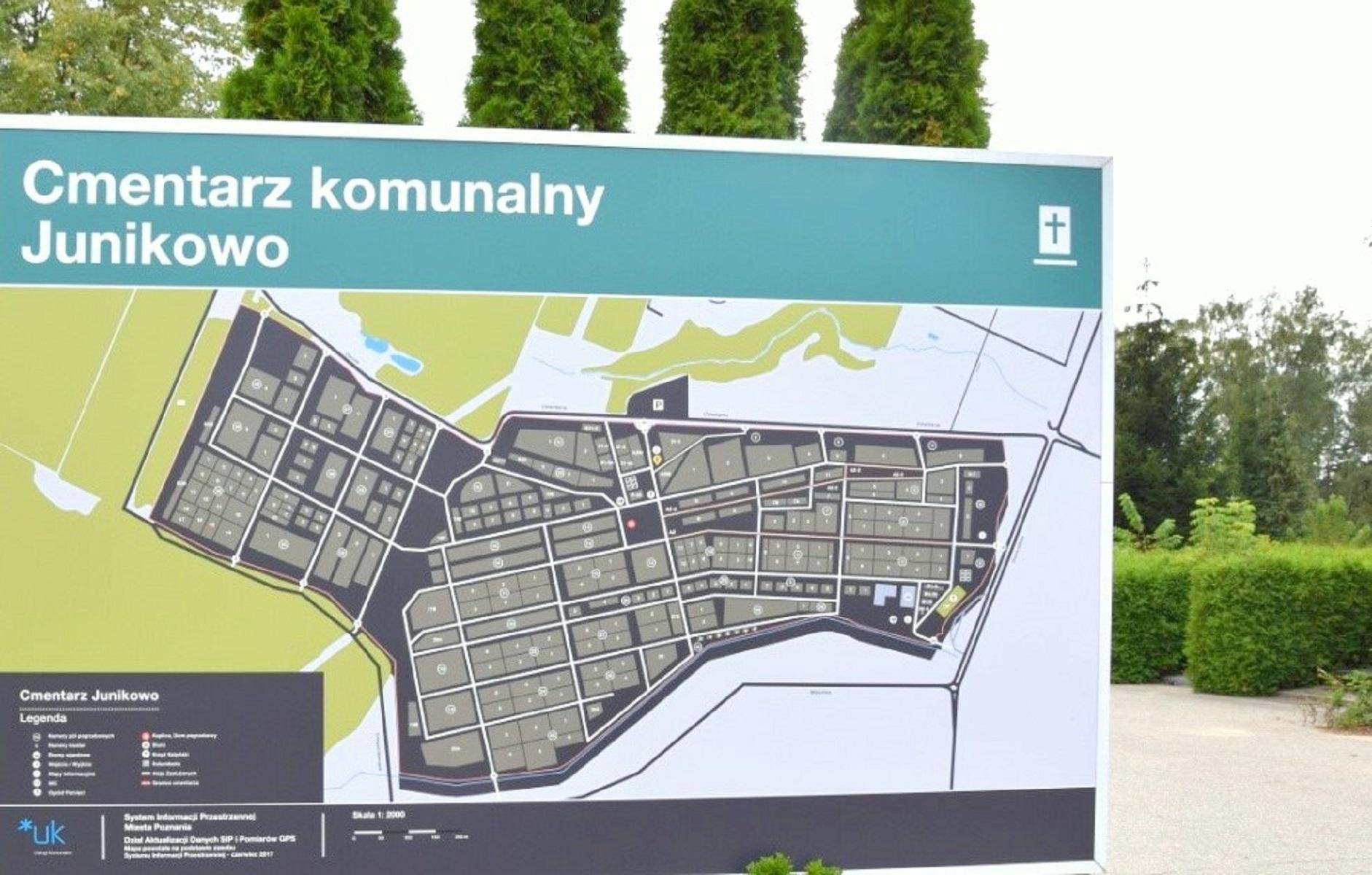 Znajdz Grob Bliskich Na Cmentarzu Aktualnosci Info Poznan Pl