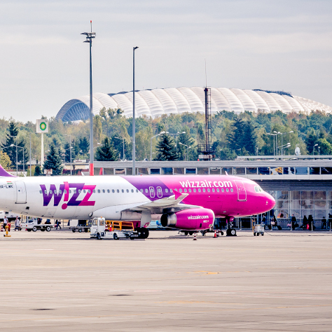 New flight destinations from Poznan