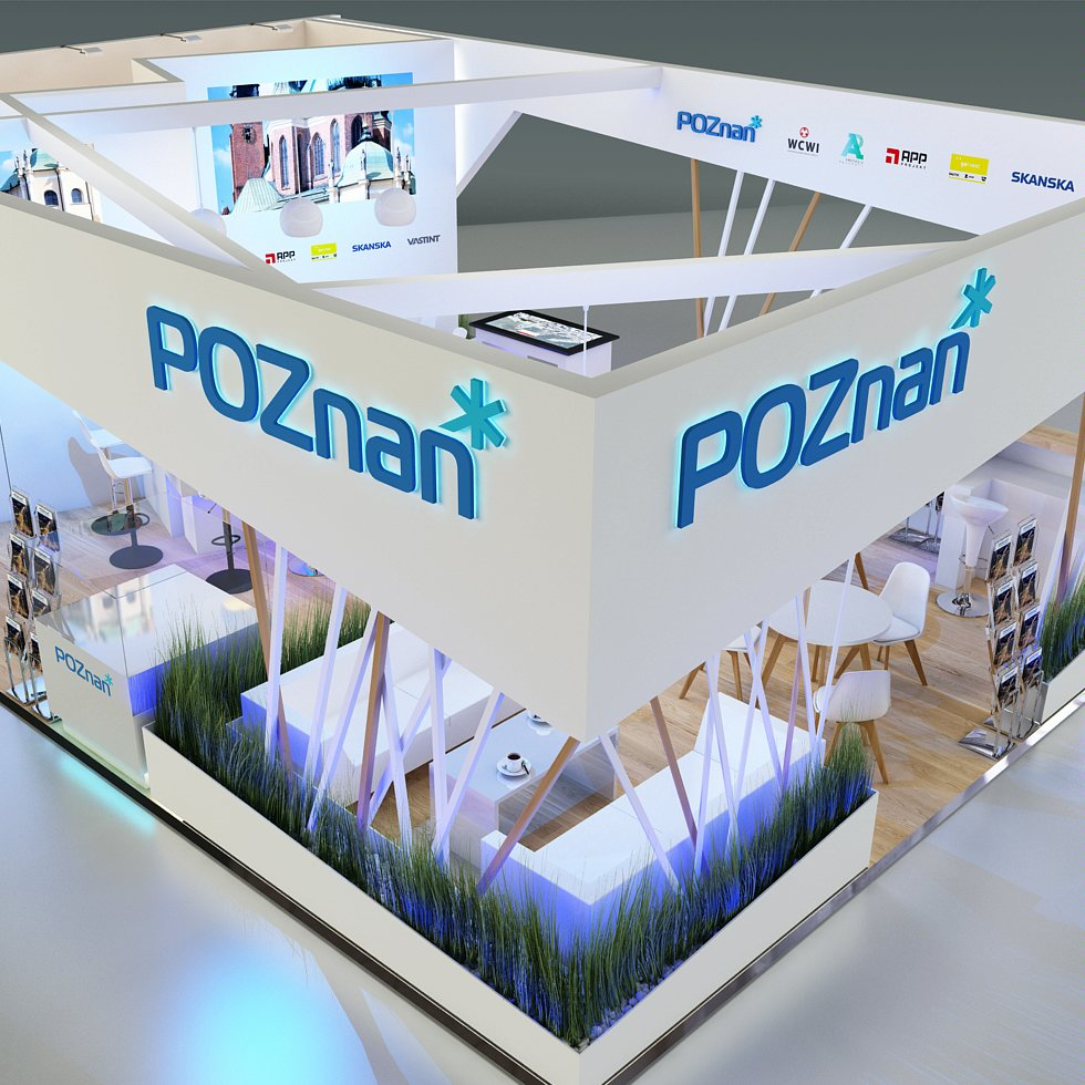 Promotion of the City of Poznań at MIPIM