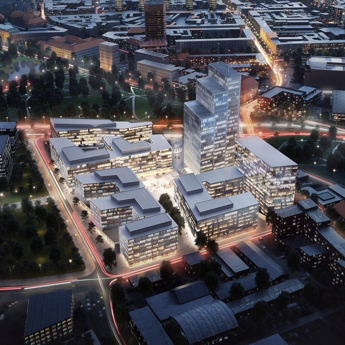 Skanska to launch construction works in Poznan urban renewal project
