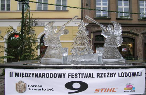 2007 Ice Sculpture Festival