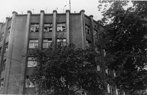 Social Insurance Institution at Dąbrowskiego street