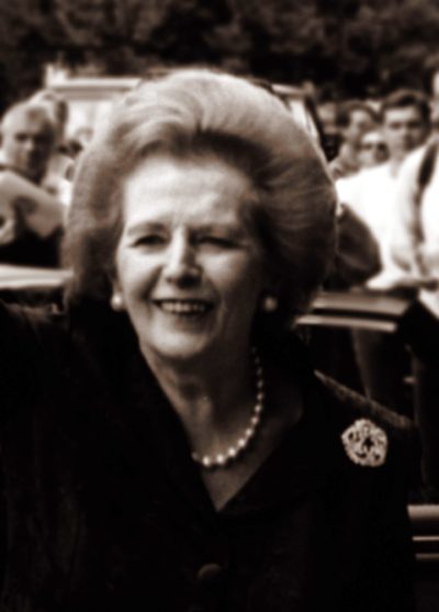 MARGARET lady THATCHER
