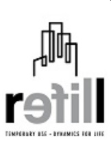 REFILL-REuse of vacant spaces as driving Force for Innovation on Local Level