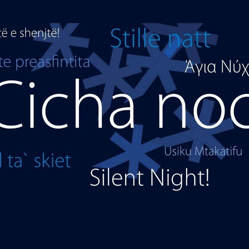 Poznań Silent Night 2017