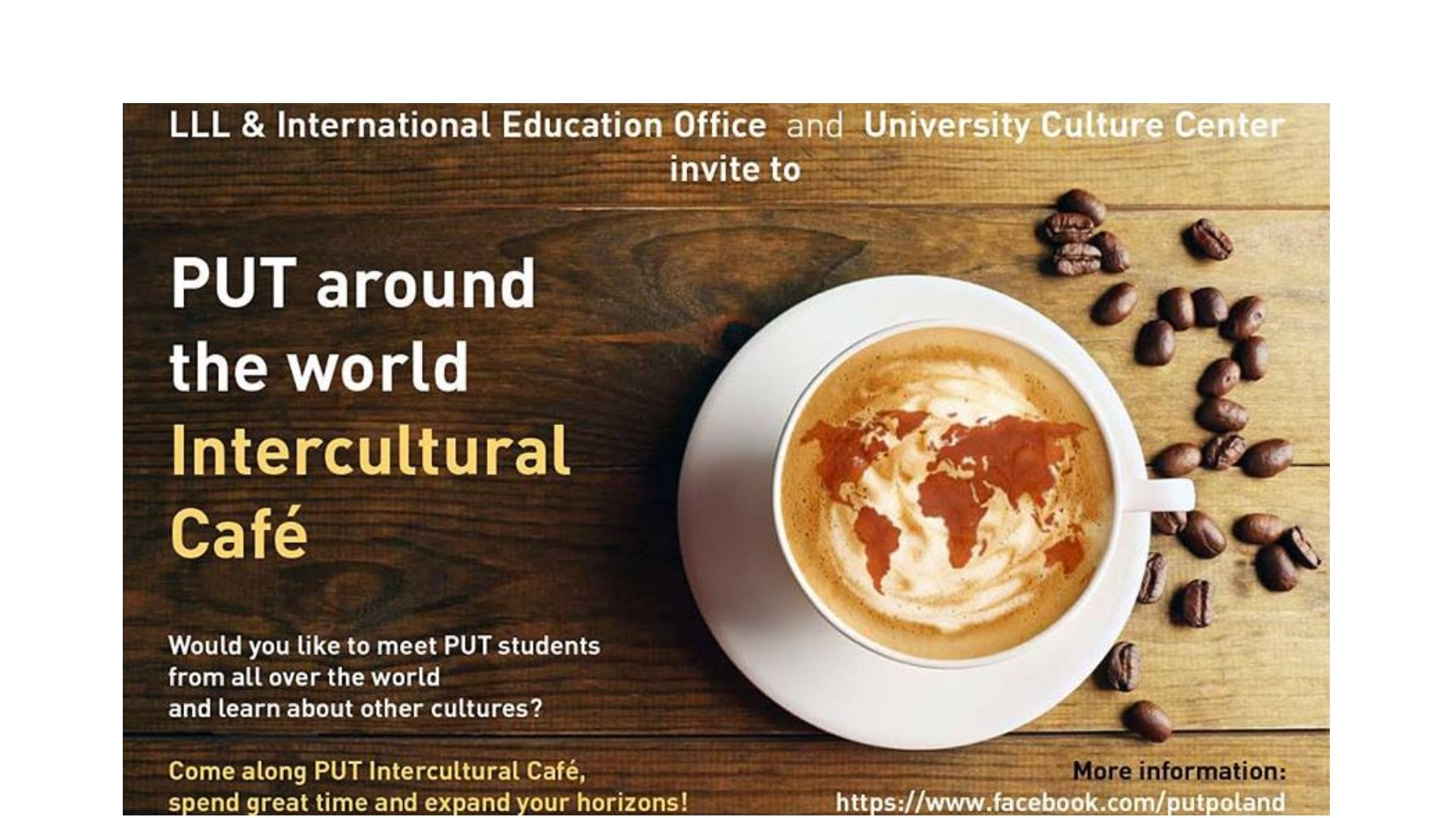 PUT around the world - Intercultural Café