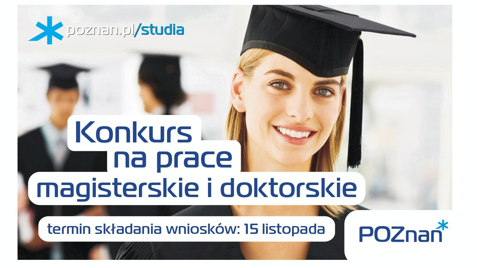 Nagroda Miasta Poznania za wyróżniające się prace doktorskie i magisterskie
