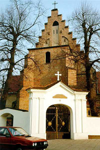 Church of St Margaret the Maiden and Martyr photo A. Szozda