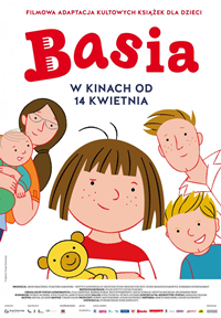 Plakat filmu Basia