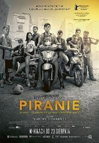 Plakat filmu Piranie
