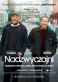 Plakat filmu Nadzwyczajni