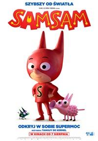 Plakat filmu SamSam