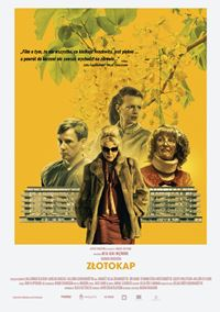 Plakat filmu Złotokap