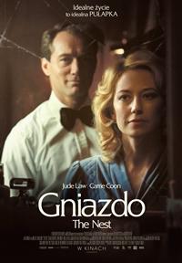 Plakat filmu Gniazdo (2020)