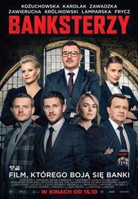 Plakat filmu Banksterzy