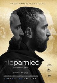 Plakat filmu Niepamięć, reż. Ch. Nikou (2020r.)