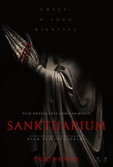 Plakat filmu Sanktuarium
