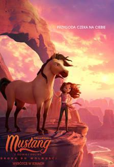 Plakat filmu Mustang z Dzikiej Doliny: Droga do Wolności