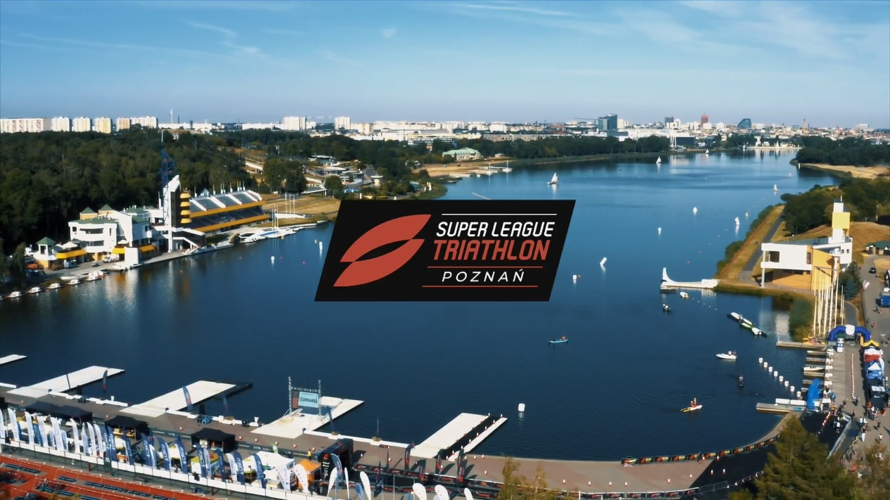 Super League Triathlon - Poznań 2019